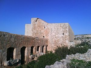 Mellieħa - The Devil's Farmhouse (Ir-Razzett tax-Xitan)