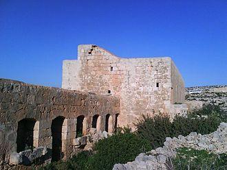 Mellieħa - The Devil's Farmhouse (Ir-Razzett tax-Xitan)