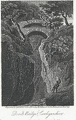 Devils Bridge, Cardiganshire