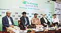 Dharmendra Pradhan at the inauguration of the 'Bio-Energy Summit 2015', on the theme 'Bio-Energy The Next Generation', organised by CII, in New Delhi. The Secretary, Ministry of New and Renewable Energy (MNRE).jpg