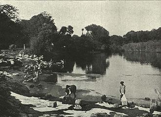Dhobi - Indian Dhobies, c. 1905