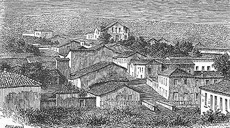 Diamantino - Diamantino in 1863