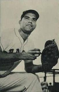 Dick Gernert American baseball player