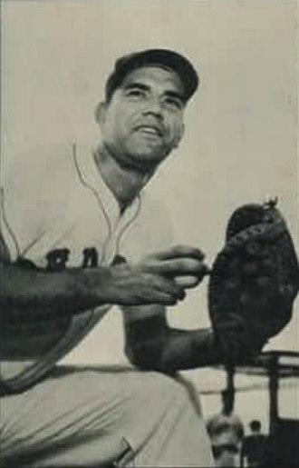 Dick Gernert - Gernert in 1953