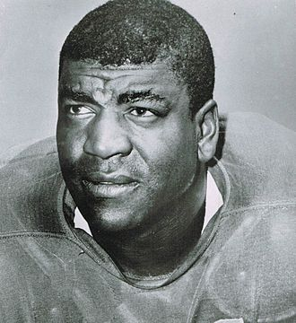 Night Train Lane - Lane in 1962 with the Lions