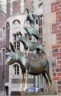 Bremenin Soittoniekat