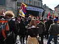 Die Schweiz für Tibet - Tibet für die Welt - GSTF Solidaritätskundgebung am 10 April 2010 in Zürich IMG 5657.JPG