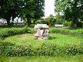 Dierhagen Dorf Ehrenmal 01 Opfer des Faschismus 1946.JPG