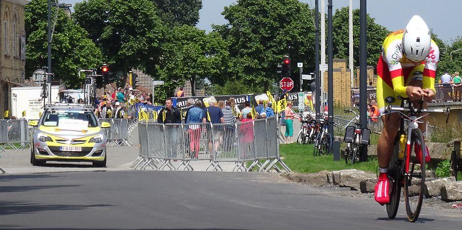 Diksmuide - Ronde van België, etappe 3, individuele tijdrit, 30 mei 2014 (B076).JPG