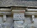 Dinan (22) Basilique Saint-Sauveur Costale sud de la nef Chapiteau 04.JPG