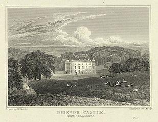 Dinevor Castle: Carmarthenshire