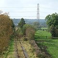 Disused Railway Line, near Denford, Staffordshire - geograph.org.uk - 590311.jpg