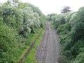 Disused railway near Sandhill 2 - geograph.org.uk - 490527.jpg