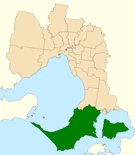 Division of Flinders 2019.png