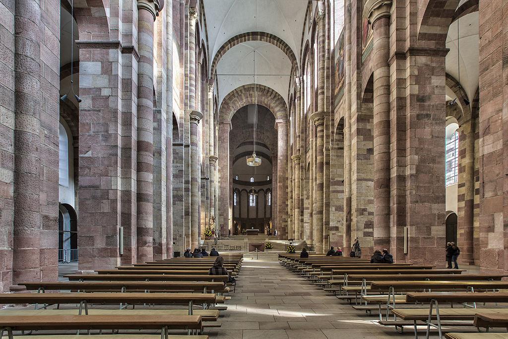Dom zu Speyer Hauptschiff