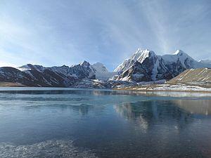 Gurudongmar Lake - GuruDongmar Lake