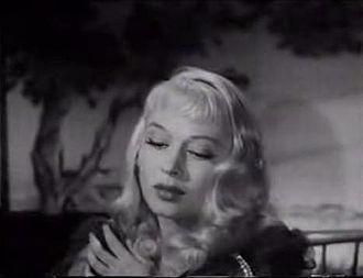 Dorian Gray (actress) - Dorian Gray in Totò, Peppino e... la malafemmina (1956).