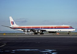 Douglas DC-8-61, United Airlines JP5956385.jpg
