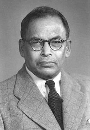 Indian National Science Academy - Meghnad Saha
