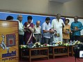 Dr Celsa Pinto at the release of her books on Panjim April 2017.jpg