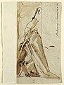 Drawing, A Kneeling Bishop (CH 18550191).jpg