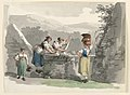 Drawing, Laundry in the Mountains Near Rome, 1807–08 (CH 18329665).jpg