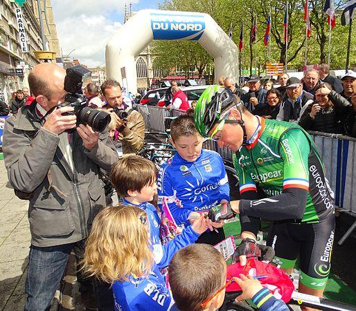 Dunkerque - Quatre jours de Dunkerque, étape 1, 6 mai 2015, départ (B182).JPG