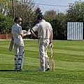 Dunmow CC v Felixstowe and Corinthians CC at Great Dunmow, Essex, England 034.jpg