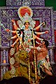 Durga - Ekdalia Evergreen - Ekdalia Road - Kolkata 2013-10-11 3341.JPG