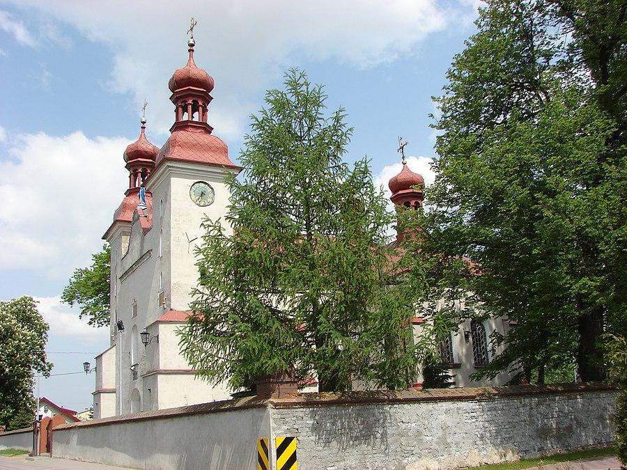 Działyń, Kuyavian-Pomeranian Voivodeship
