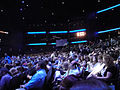 E3 2011 - Nintendo Media Event - the crowd awaits the start of the event (5811354248).jpg