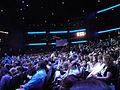 E3 2011 - Nintendo Media Event - the crowd awaits the start of the event (5811354248).jpg