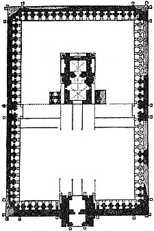 EB1911 Indian Architecture - Plan of Temple of Mārtand.jpg