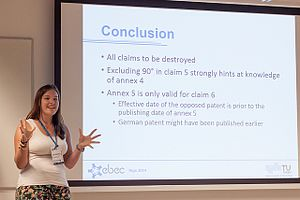 European BEST Engineering Competition - EBEC Case Study