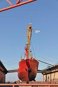 ELBE1 - Bürgermeister O'Swald (ship, 1948) 2012 05-by-RaBoe 03.jpg