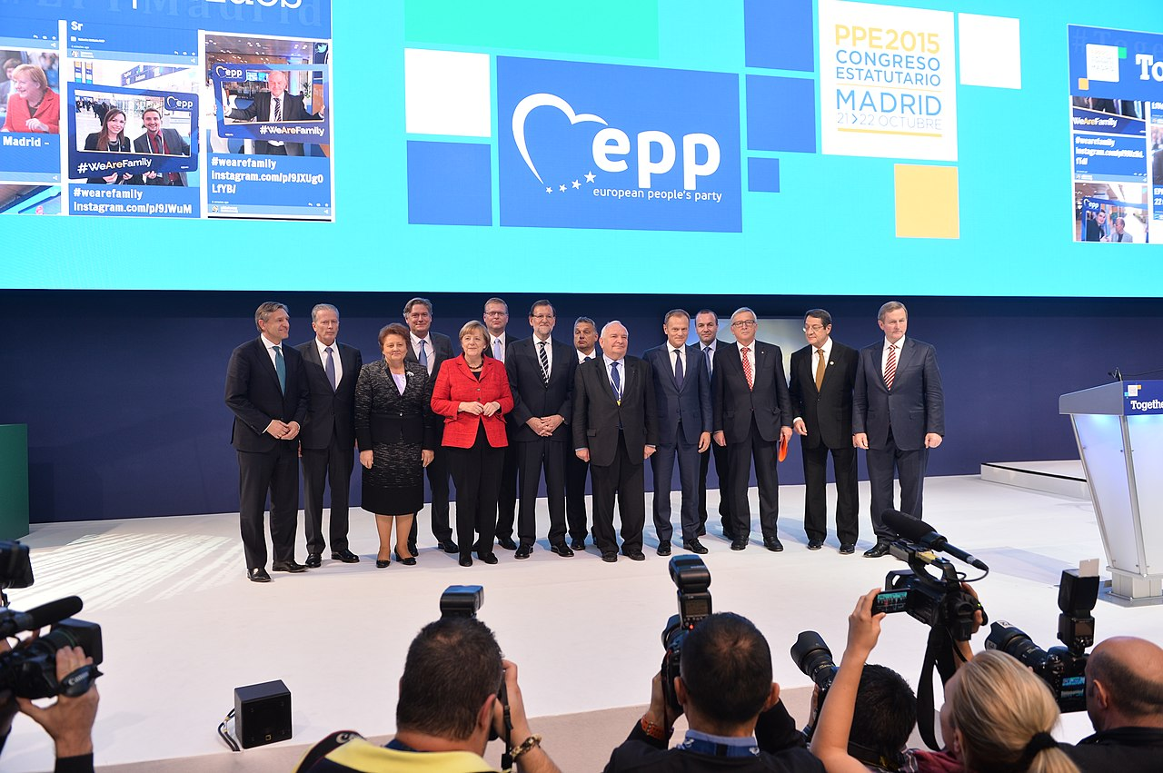 EPP Congress Madrid - 22 October (21767103224).jpg