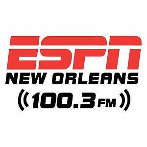 KLRZ - Image: ESPN New Orleans