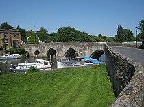 East Farleigh Bridge, Station Road, Barming, Kent - geograph.org.uk - 1331891.jpg