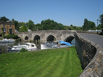East Farleigh Bridge - East Farleigh Bridge