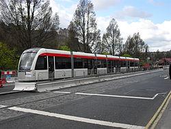 Edinburgh tram, 3 May 2010.jpg