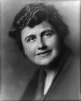 "Edith Wilson in 1918The ""First Female President"""