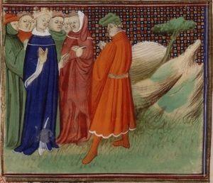 Siege of Vannes (1342) - Edward III of England and Robert III of Artois