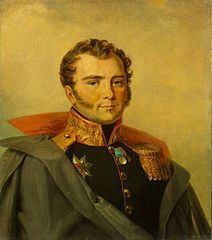 Portrait of Andrey A. Yefimovich (1773-1823)