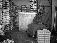Egg man of Marrakesh, Morocco.jpg