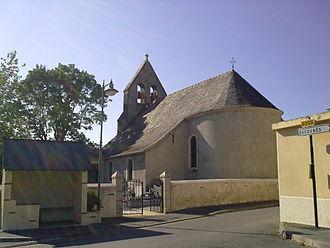 Barinque - The Parish Church of Saint-Barthélémy