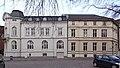 Ehrenhof 3, Scheibenstraße 63, Fassaden zur Inselstraße in Düsseldorf-Pempelfort.jpg