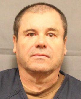 "Joaquín ""El Chapo"" Guzmán Mexican drug lord"