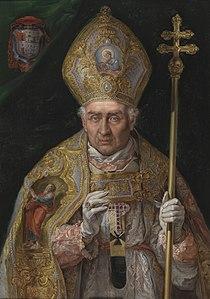 El cardenal Pedro Inguanzo Rivero (Museo del Prado).jpg
