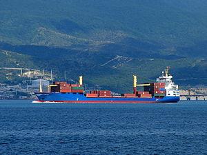 Elbstrom - IMO 9072094 - Port of Novorossiysk, Russia 27-Jul-2005.jpg