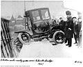 Electric car accident at Glen Road Bridge (4624334211).jpg